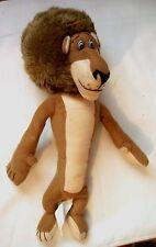 Madagascar Alex Lion Stuffed Plush Toy 10 Inches NANCO