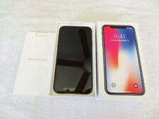 Brand New Apple iPhone X 256GB - Silver (Unlocked) A1865 (CDMA + GSM) Worldwide