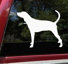 Walker Hound Vinyl Decal - Coonhound Dog Puppy Plott - Die Cut Sticker