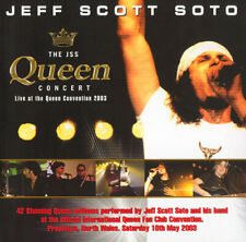 Jeff Scott Soto The JSS Queen Concert - Live at the Queen Convention 2003 2CD