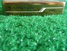 "ping karsten tr pal putter 35"" men's right-handed used"