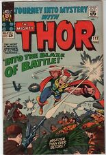 Silver Age Journey Into Mystery (Thor) #117
