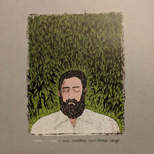 Iron & Wine - Our Endless Numbered Days 2 x LP Deluxe Colored Vinyl Album Record