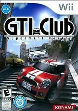 GTI Club: Supermini Festa (Nintendo Wii, 2010) Used