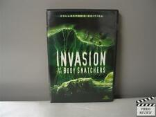 Invasion of the Body Snatchers (DVD, 2007, 2-Disc Set, Collector's Edition)