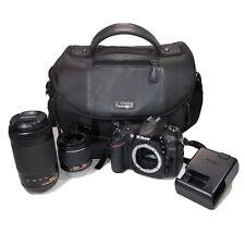 ⭐️*READ* Nikon D7200 24.2 MP Digital SLR Camera - Black Shutter Count= 5575! ++