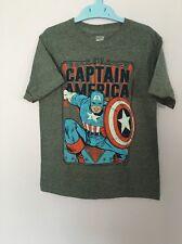 Boys clothes Avengers Marvel Shirt Blue Size 4 5//6  NWT Brand New Retail $20