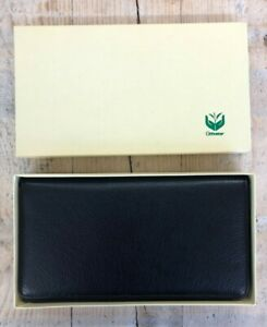 Genuine Leather Travel Wallet