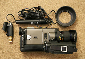Canon 1014XL-S Canosound Super-8 Cine Camera.