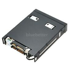 Dual Bay 2.5 inch SATAIII Hard Disk Drive HDD&SSD Hard Drive Enclosure Hot Swap