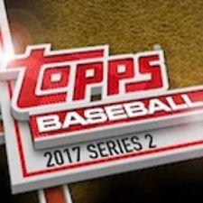 2017 Topps Series 1 2 & Update Baseball BASE First Pitch Salute U-Pick 10