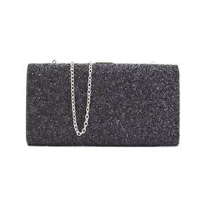 Sparkling Evening Handbags for Ladies Rhinestone Clutch Purse Wedding Prom Bride