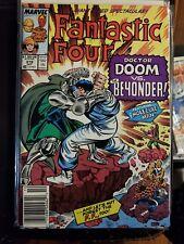 Fantastic Four #319 (Oct 1988, Marvel)