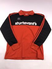 Vintage Adidas Sturtevant Soccer Goalie Goalkeeper Jersey Shirt XL