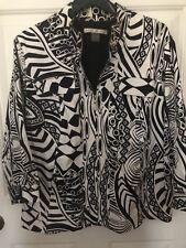 womens dress jacket size 16 Peter Nygard