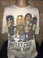 Motley Crew Final Tour Shirt