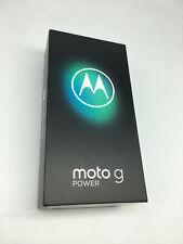 Motorola Moto G Power GSM Unlocked 64GB - Smoke Black