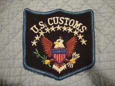 U.S.Customs patch