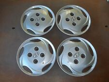 "Excel Accent Hubcap Rim Wheel Cover Hub Cap 94 95 96 97 98 13"" OEM USED 55538"