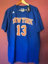 NEW NBA New York Knicks Joakim Noah Jersey Style T Shirt Men ADIDAS NWT