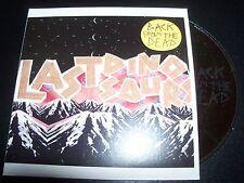 The Last Dinosaur Back From The Dead Australian Card Sleeve Promo CD