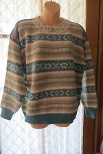 VINTAGE  ~ SUZANNE GRAE ~ Lace Collar JUMPER * Size 14/16 * REDUCED !!