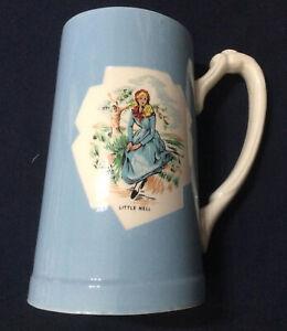 Little Nell Baby Blue Ceramic Tankard Mug T G Green & Co Ltd. Bass Worthington