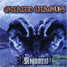 MONUMENT [Grand Magus] [803341144224] New CD