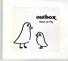 (DX626) Outbox, How To Fly - 2007 DJ CD