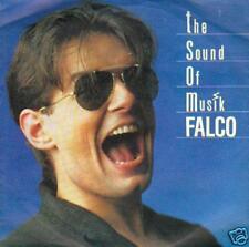 "JUKEBOX SINGLE 45 FALCO THE SOUND OF MUSIK MUSIC 7 """