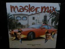 LP MASTER MIX kaw liga RESIDENTS SPANISH 1987 vinyl PORSCHE 924  dj breaks