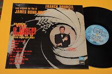 LP 007 VIVI E LASCIA MORIRE 1°ST ORIG ITLAIA 1973 OTTIME CONDIZIONI EX-