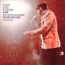 Asondeguerra Tour by Juan Luis Guerra y 440/Juan Luis Guerra NEW WITH DVD (13)