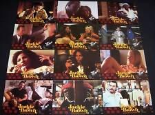 1997 Jackie Brown ORIGINAL SPAIN LOBBY CARD SET Quentin Tarantino Pam Grier