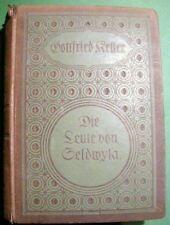 Die Leute von Seldwyla - Gottfried Keller - Gesammelte Werke Erzählungen