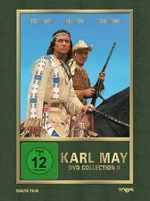 KARL MAY Collection II SOTTO AVVOLTOI Surehand PRINCIPE DELL'OLIO 3 Box DVD 2