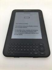 Amazon Kindle Keyboard (3rd Generation) 4GB, Wi-Fi, 6in-Black