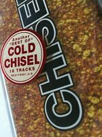 COLD CHISEL...CHISEL (Best of) - - 1991 Australian Cassette w/ Hype Sticker