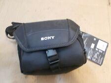 Sony SONY shoulder bag soft carrying case LCS-U21 +