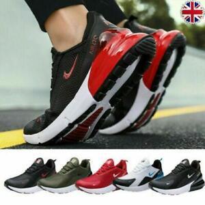 Chaussures de course en dentelle pour Homme Femme Air Gym Casual Baskets