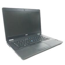 """Dell Latitude E7470 14"""" Laptop Core i7-6600U @ 2.60GHz 128GB SSD 16GB DDR4"""