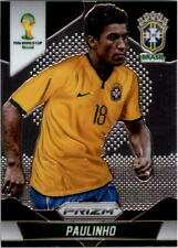 2014 Panini Prizm World Cup #110 Paulinho - Brazil - Base Card
