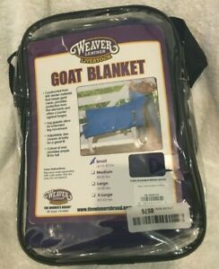 Weaver Goat Blanket small purple