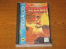 Samurai Showdown Sega CD - Cib Complete Long Box + Repro Manual CLEAN TESTED !