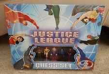 Justice League Animated Series Chess Set Pressman DC Comics FACTORY SEALED