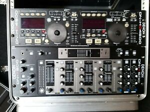 Denon Mixer&Midi Controller