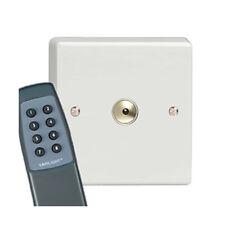 VARILIGHT JQI401 V-pro Remote / Touch Control Dimmer Switch 1 Gang 100 Watt