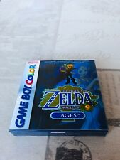 Caja  (Repro) Zelda Oracle of Ages (Game Boy Color).