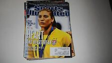 Hope Solo -Sports Illustrated- 7/25/2011