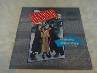 "Bangles Manic Monday 12"" Original Single Record Vinyl TX6796"